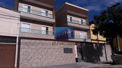 Imagem 1 de 8 de Studio Com 2 Dormitórios À Venda, 43 M² Por R$ 210.000,00 - Vila Aricanduva - São Paulo/sp - St0158