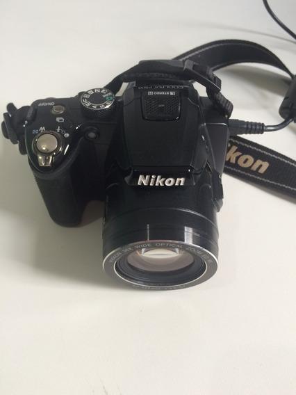 Câmera Fotográfica Nikon Coolpix P500