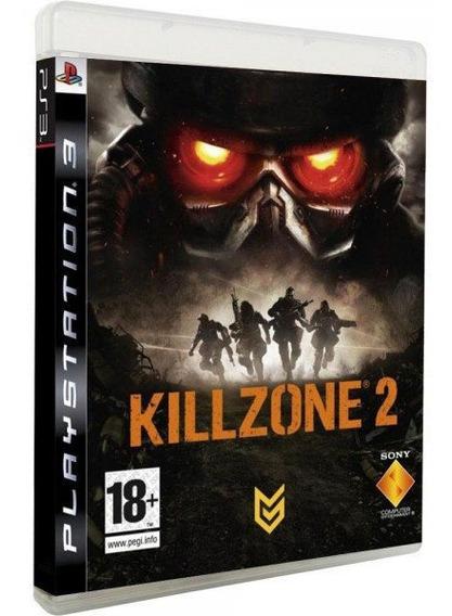 Jogo Killzone 2 Playstation 3 - Mídia Física