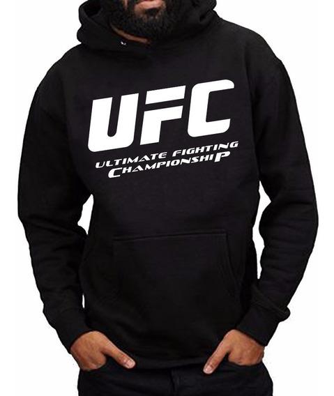 Sudadera Ufc Artes Marciales Mixtas Box Peleas Karate Luchas