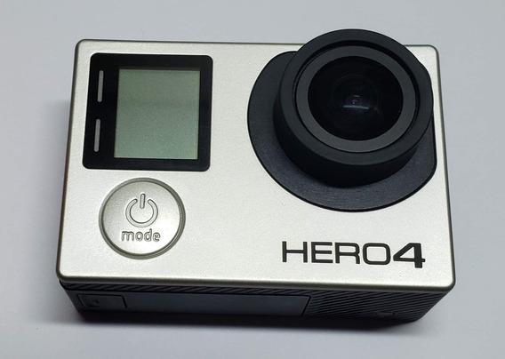 Go Pro Hero 4 Silver.