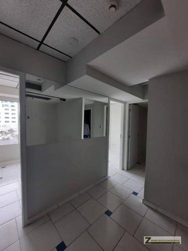 Imagem 1 de 12 de Sala Para Alugar, 33 M² Por R$ 1.300,00/mês - Centro - Guarulhos/sp - Sa0047