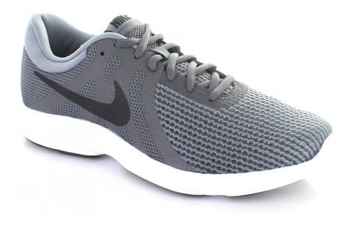 orden procedimiento sobras  Tenis Nike Revolution 4 Color Gris Para Hombre Envío Gratis   Mercado Libre