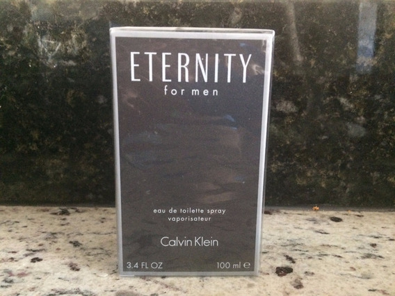 Perfume Eternity Calvin Klein Edt Masculino 100ml