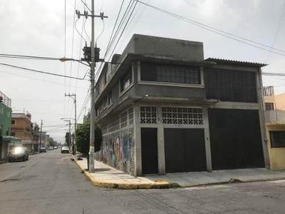 Casa En Venta Nezahualcoyotl, La Perla