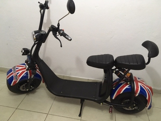Scooter Elétrica S Max - 2000 W