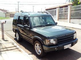 Land Rover Discovery 2 V8 - 4x4 - Rodas 18 - Aceito Proposta