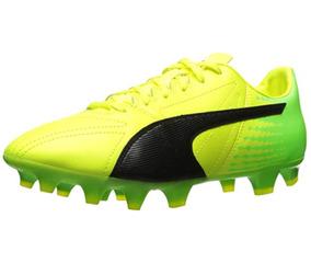 73923d610 Puma Evospeed 17.2 Lth Fg Zapatos De Futbol Envio Gratis!