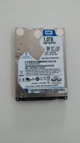 Hd Notebook 1tb Wd Blue Wd10spzx 2,5 5400rpm