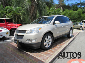 Chevrolet Traverse Lt 7p 4x4 Cc 3600 At