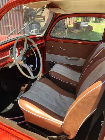 Volkswagen Escarabajo 1962