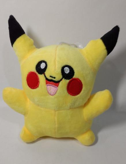 Pikachu Pelúcia 15 Cm Pokemon