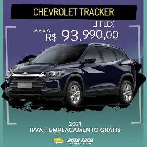 Chevrolet Tracker 1.0 Turbo Flex Lt Automático