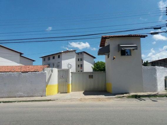Apartamento Residencial À Venda, Conjunto Esperança, Fortaleza. - Ap2956