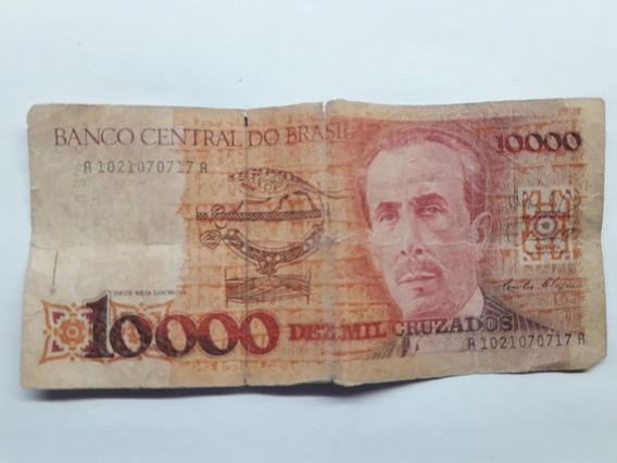 Nota Cédula Dinheiro Antigo Leia Descrição