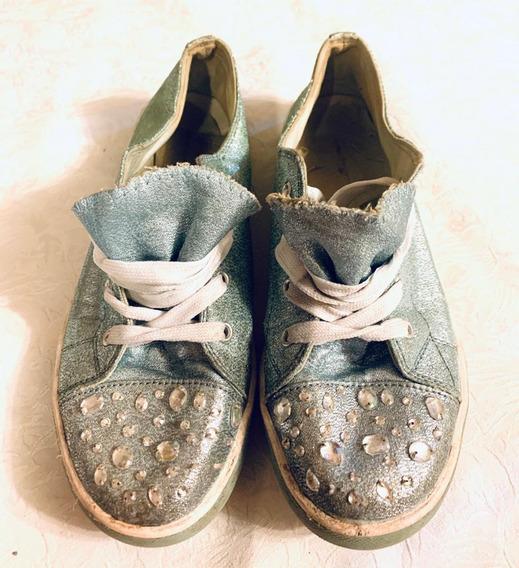 Zapatillas Justice Niñas. T 8 Usa.
