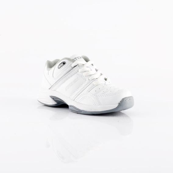 Zapatilla Atomik Footwear - 1986-at-0044-l-blanco Y Gris