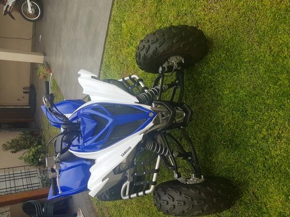 Vendo O Permuto Yamaha Raptor 700 2017