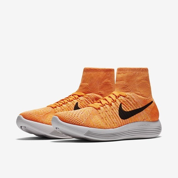 Zapatillas De Running Nike Lunarepic Flyknit 37.5- 7.5 Us
