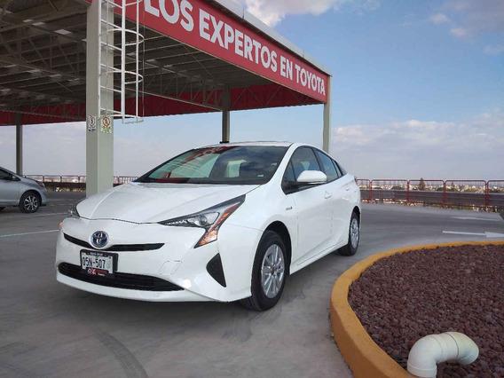 Toyota Prius 2018 5p Premium Hibrido L4/1.8 Aut Comonuevo