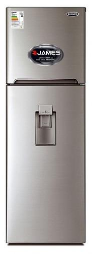Refrigerador James J300 Dispensador Agua Inox Kirkor