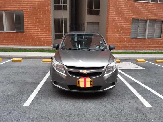 Chevrolet Sail Ls A.a