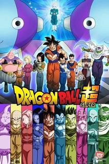 Dragon Ball Super Latino Completa 1080 Blu Ray Digital