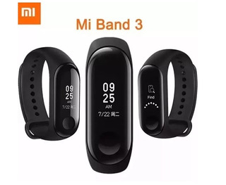 Mi Band3 Xiaomi Relógio Pulseira Smartwatch Monitor Cardíaco