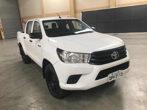 Toyota Hilux 2.8 Std Narrow Cab. Dupla 4x4 Tdi 4p 2019