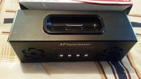 Af Digital Speaker With Tf Card Slot / Usb Port /fm For Appl