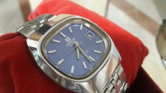 Relógio Tissot Seastar Automático Cal. 2481 Em Ótimo Estado