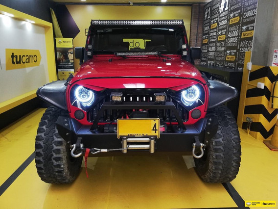 Jeep Rubicon Mt