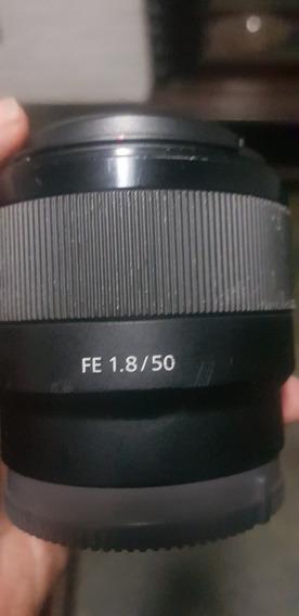Sony 50mm Fe 1.8
