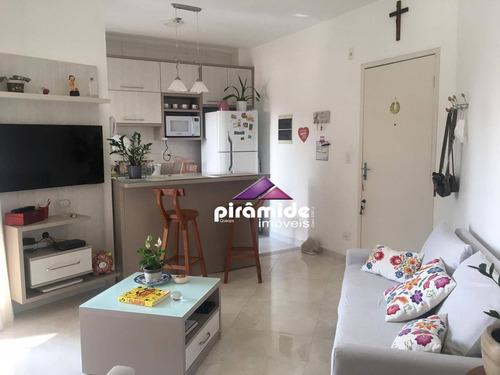 Apartamento À Venda, 45 M² Por R$ 300.000,00 - Vila Adyana - São José Dos Campos/sp - Ap12047