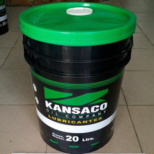 Aceite 75w80 Semisintetico Helikan Kansaco Balde/tacho 20lt.