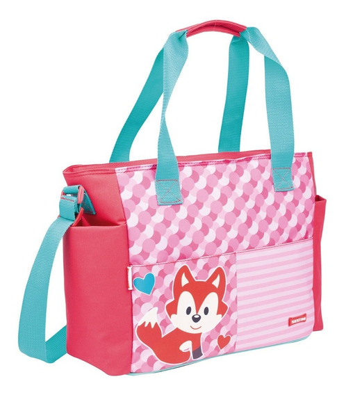 Bolsa Maternidade Sestini Kids 19y Fox Colorido 065408-00