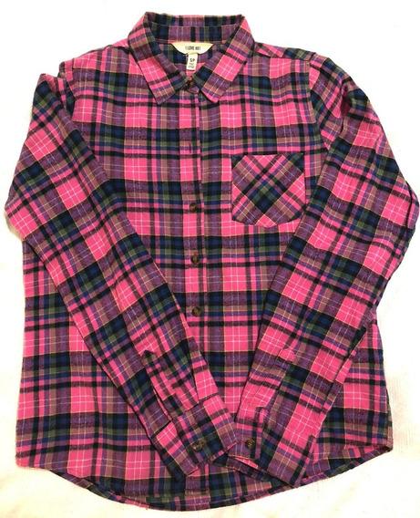 Camisa I Love H81 - Forever 21