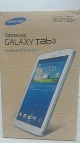 Samsung Galaxy Tab 3 Preto, Com Tela Wsvga 7.0