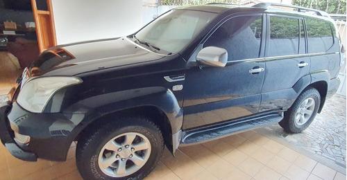 Toyota Land Cruizer Prado