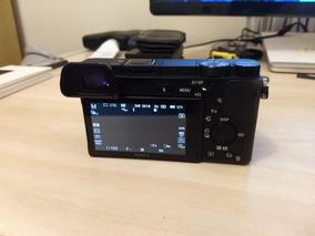 Camera Sony A6300 + Lente 16-50 + Lente 55-210