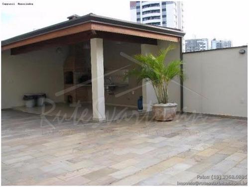 Imagem 1 de 17 de Apartamento  Residencial À Venda, Grupo Residencial Do Iapc, Campinas. - Ap0879