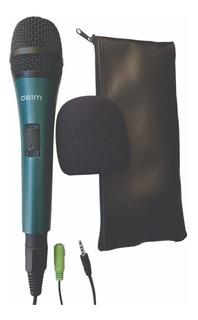 Micrófono Para Celulares. Periodistas, Radio Y Video.