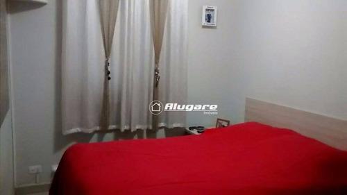 Apartamento Residencial À Venda, Ponte Grande, Guarulhos. - Ap1519