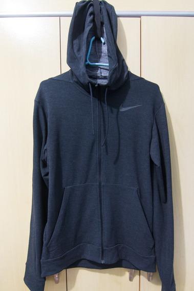Jaqueta Nike Dri Fit Fleece Full Zip