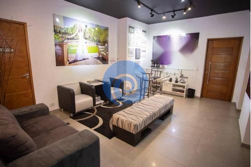 Sobrado Comercial / Residencial Na Vila Leopoldina - 2962