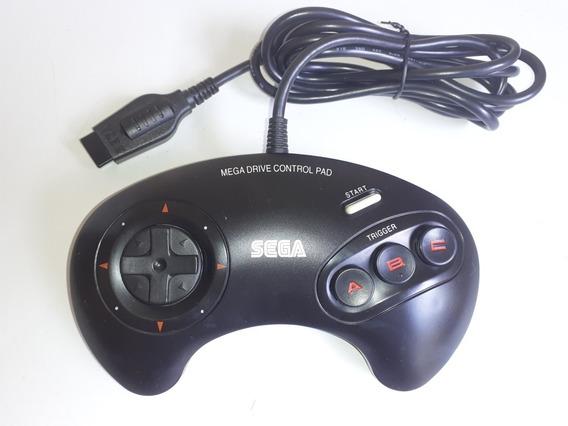 Controle Mega Drive Tectoy Excelente Estado Frete Gratis 12x