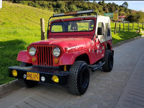 Jeep Willys Jeep Willys Cj5 1966