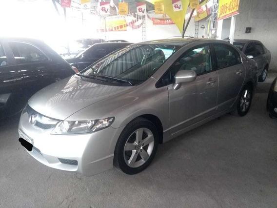 Honda Civic Lxs 1.8 Completo Sem Entrada + 48x