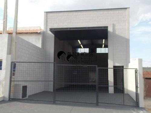 Barracão À Venda, 121 M² Por R$ 320.000,00 - Jardim Santa Catarina - Sorocaba/sp - Ba0021