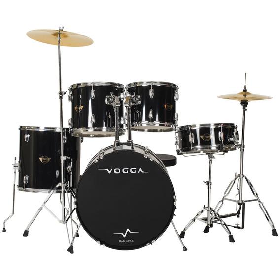 Bateria Acústica Vpd 924 Bumbo 22 Pol - Talent Vogga